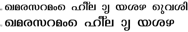 Goodnewsy Roman Bangla Font