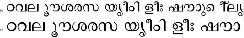 Haritha Bangla Font