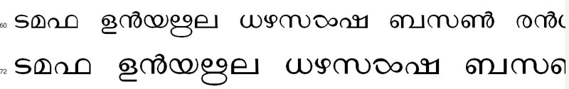 Matweb Bangla Font