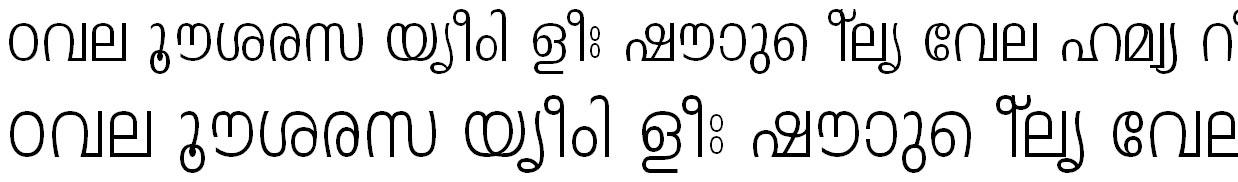 ML_TT_Leela Normal Bangla Font