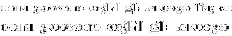 ML_TT_Mayoori Bold Bangla Font