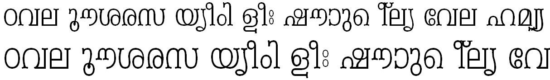 ML_TT_Periyar Normal Bangla Font