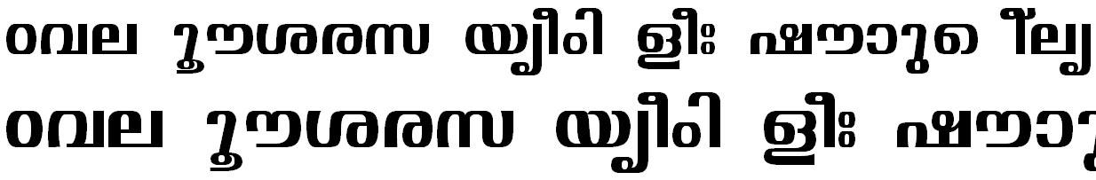 ML_TT_Visakham Bold Bangla Font