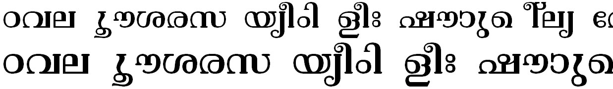 ML_TT_Vishu Normal Bangla Font