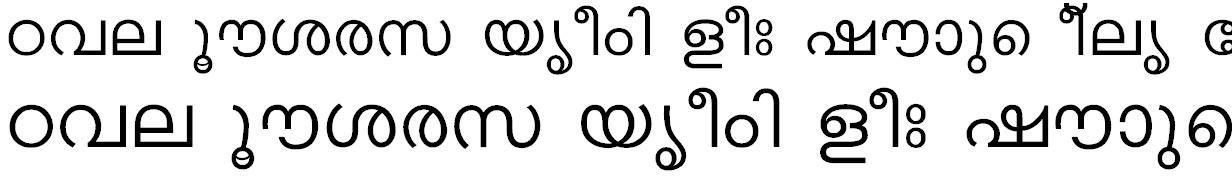 FML-Karthika Bangla Font