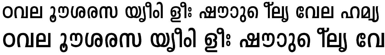 FML-Leela Bold Bangla Font