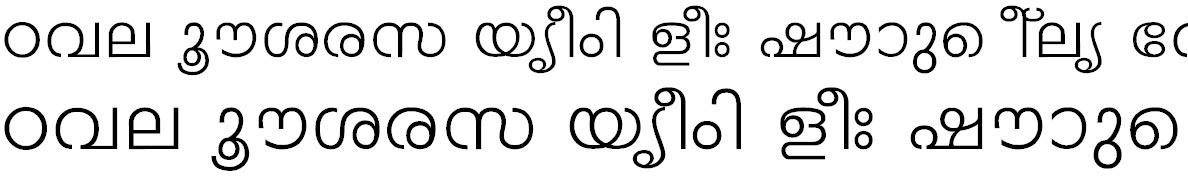 FML-Mohini Bangla Font