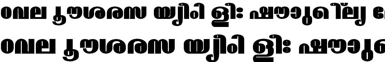 FML-TT-Madhavi ExBold Bangla Font